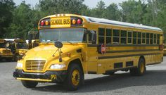 2013 Blue Bird Vision For Columbia District Schools In Florida.