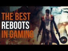 The 10 best reboots in gaming  #Reboot