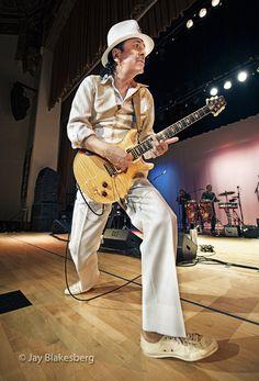 Carlos Santana – 2011