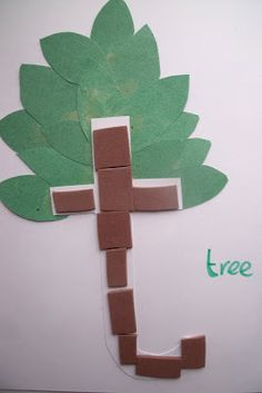 t for tree