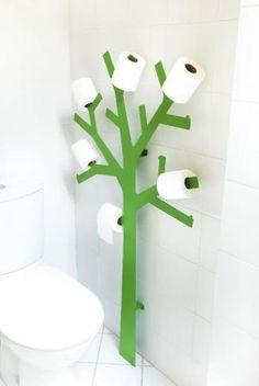 toilet paper tree -- haha! NEED!