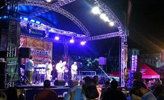 Orquesta La Leyenda en las fiestas de La Placita Roosevelt, P.R. (Nov. 20, 2014)