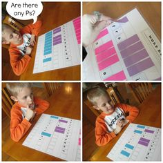 Each week, we start practicing the spelling list by simply reciting the letters in each word. If my son gets the words wrong (usually fi...