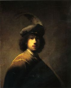 Rembrandt at the gardner museum. The original is a bit more greenish, but this will do...Thanks got that the thieves spared this from the same room where they took Vermeer and others....