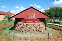 In chapter 11, the Boers first encounter and attempt to seize one of the Rice blockhouses that abruptly appeared in their territory.