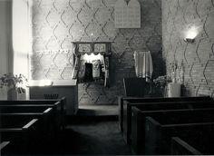 """Torah Tunnel Vision"" Minneapolis, MN - 2010   * Black and White *  Film *  Deb Carneol Original"