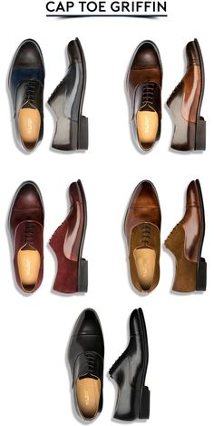221aa7be07a Do You Know which 4 Pairs of Men's Dress Shoe Styles You SHOULD Have in  Your Closet?