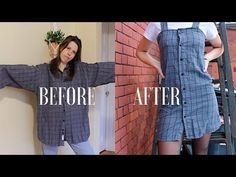 DIY Upcycle Shirts with buttons for men Ep 2 Trikot Urban Outfitters Trend Fashion, Diy Fashion, Fashion Models, Ideias Fashion, Thrift Store Diy Clothes, Diy Clothes Refashion, Thrift Store Refashion, Shirt Refashion, Urban Outfitters Style
