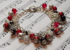 Leigh bracelet by TerraNova Jewels on Folksy £11.00
