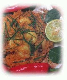 http://www.authentic-all-asianrecipes.com/fish-and-prawns-dried-curry-recipe/ - Fish And Prawns Dried Curry Recipe