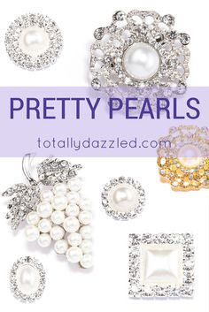 Planning a special event? We can help dazzle your guests with our gorgeous rhinestone products! Shop online today at totallydazzled.com to view our entire catalogue of products. You'll be inspired!