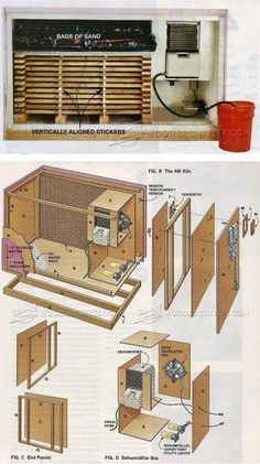 Fresh Homemade Wood Kiln