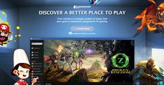TechCrunch: Facebook officially announces Gameroom its PC Steam competitor