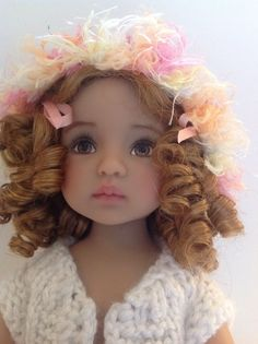 "dianna Effenr 13"" Little Darling Doll special edittion sculpt 1# NIB #Dolls. Painted 2015. Start bid $3,000 or BIN $4,000!"