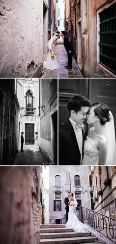 Pre-wedding Venice - wedding photographer Italy