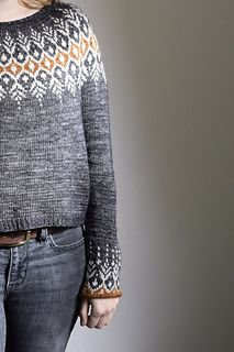 Ravelry: Midcoast pattern by Jennifer Steingass Icelandic Sweaters, Knitting Patterns, Knitting Ideas, Sport Weight Yarn, Stockinette, Sweater Design, Knitwear, Style Me, Knit Crochet