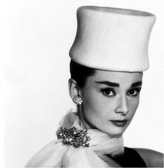 """Audrey Hepburn photographed by Bud Fraker for the publicity of the film """"Funny Face"""" in Paris, France,1956."""