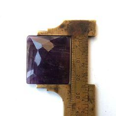 Beautiful Amethyst Cut Square Shaped Loose Cabochon Gemstone Amethyst Gemstone, Shapes, Gemstones, Beautiful, Home Decor, Decoration Home, Gems, Room Decor, Jewels