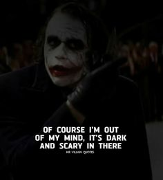 It&Apos;S dark and scary psycho quotes, mad quotes, joker quotes, best quot Horror Quotes, Scary Quotes, Mad Quotes, My Mind Quotes, Movie Quotes, True Quotes, Words Quotes, Sayings, Funny Quotes