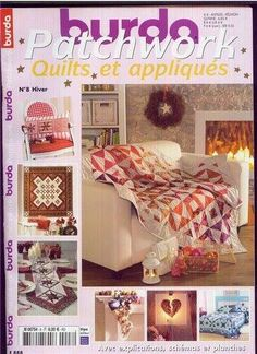 Burda Patchwork - Quilts & Appliqués