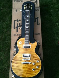 Gibson Les Paul Standard Appetite For Destruction(AFD) Slash Signature Model