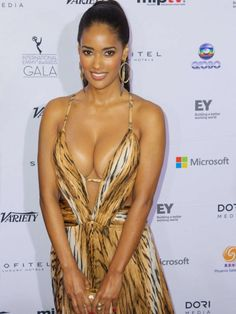 Micaela Reis - 2013 International Emmy Awards Gala in NYC - GotCeleb