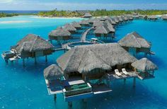 The Four Seasons Bora Bora