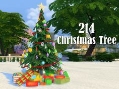 Christmas tree for the sims 4 sims 4 clutter симс симс Christmas Decorations, Christmas Ornaments, Holiday Decor, Christmas Trees, Sims 4 Controls, Sims 4 Clutter, Sims 4 Cc Makeup, Sims 4 Cc Skin, The Sims 4 Download