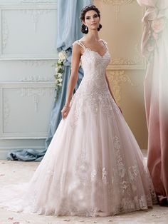 Cheap dress shoes for girls, Buy Quality gown dress directly from China gown dresses for sale Suppliers: 2015 Crystal Vestidos Longo Lace Sashes David Tutera Wedding Dresses Backless Sexy White Ball Gown Casamento Chapel 2016 Wedding Dresses, Wedding Attire, Bridal Dresses, Bridesmaid Dresses, Dresses 2016, Prom Dresses, Pageant Gowns, Women's Dresses, David Tutera Wedding Gowns