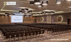 Ragamama Ragasaan offers weddings at Hilton T5 with all the various services including the décor, lighting, flowers and Indian wedding catering in London