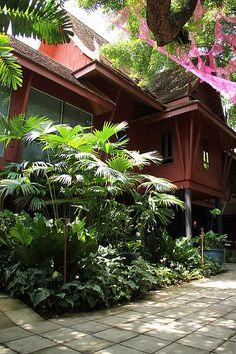 Jim Thompson's House, Bangkok, Thailand