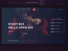 My Portfolio Web Design by Nikoloz Ergemlidze