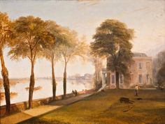 J. M. W. Turner Paintings at East Coast Museums - The New York Times