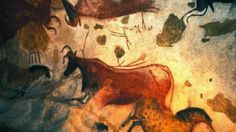 Lascaux caves, France south-west the most beautiful art