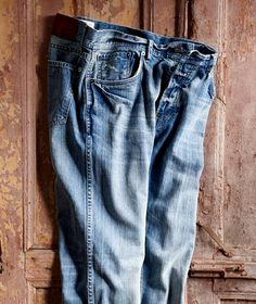 The perfect men's weekend getaway jean; comfortable and effortlessly cool: Sandwood Jeans from Carbon2Cobalt