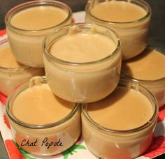 Crème dessert aux spéculoos Creme Dessert Thermomix, Thermomix Desserts, Easy Desserts, Muffins, Cake Factory, Batch Cooking, Healthy Breakfast Recipes, Cake Cookies, Family Meals