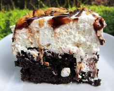 Snickers Cake | Plain Chicken