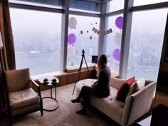 In March, with the and the exceptional situation, we decided to enjoy a long weekend and go for a Staycation at the Ritz-Carton Hong Kong Dream Pictures, Hotel Staff, Staycation, Jacuzzi, Long Weekend, House Warming, Hong Kong, Swimming Pools, Lounge