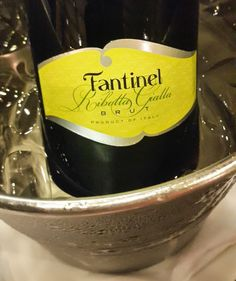 #Fizz up your day! It's #springtime!  #Fantinel #RibollaGialla. Vibrant temptation...
