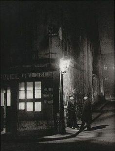 Oldest police station in Paris, 1933