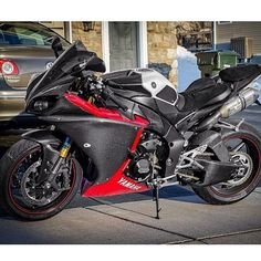 Yamaha R1 2009, Yamaha Yzf R1, Custom Sport Bikes, Ride Out, Yamaha Motor, Sportbikes, Motorcycle Bike, Street Bikes, Motorcycle Accessories
