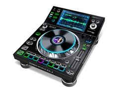 I see your wonky blurrycam leaky images and raise you the official PR shot. Behold the non-leaking Denon DJ SC5000, straight from Denon DJ's Facebo...