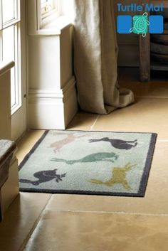 Buy Turtle Mats Dirt Trapper Country Living Hares Doormat from the Next UK online shop Gone Tomorrow, Next Uk, Soft Furnishings, Uk Online, Country Living, Doormat, Indoor Outdoor, Turtle, Home Improvement