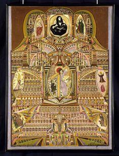 """Art Brut in America"" explores the strange legacy of Jean Dubuffet, the founder of art brut."