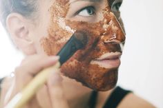 DIY: indian 'mud' mask