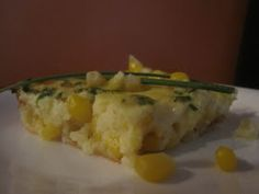 Stirring the Pot: Corn Chive Pudding for My Girl Paula