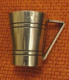 Vintage Bonzer 1/6th Gill Measure