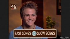Random Hunter Hayes moments :)) <3