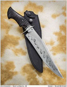 New York Custom Knife Show (2014 NYCKS) • Stunning pieces!