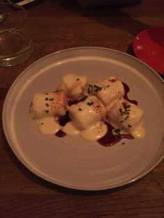 Gnocchi at Frenchie Wine Bar, Paris. Possibly the most delicious thing I've ever eaten.